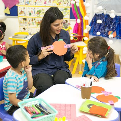 International Early Years Curriculum (IEYC)