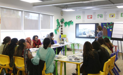 Nordic Lahore Teacher Training: